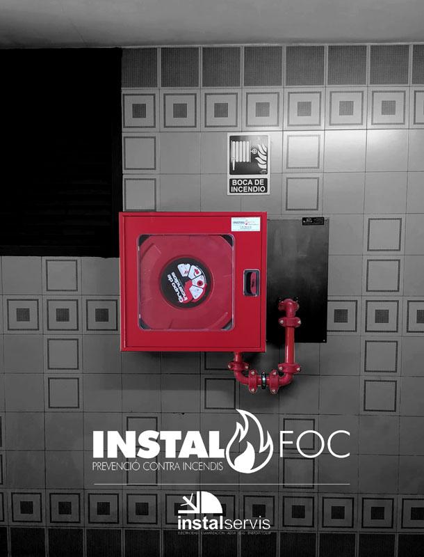 INSTALSERVIS Expertos en instalaciones y prevención contra incendios
